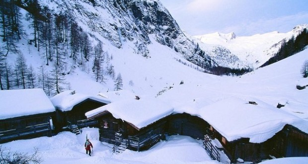 East Tyrol in Austria