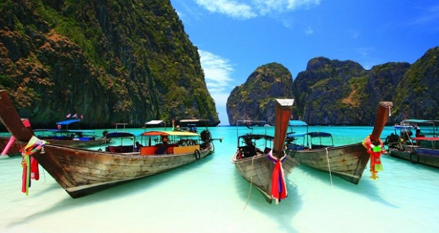 Goway - Thai Longtail Boats