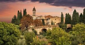 Travel Through Italy