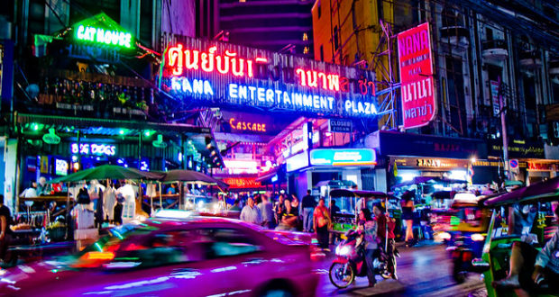 Bangkok's Night Life